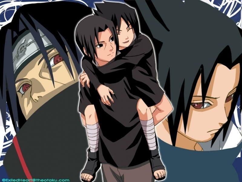 sasuke et itachi Gaara And Lee
